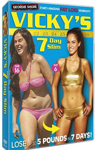 vicky pattison dvd