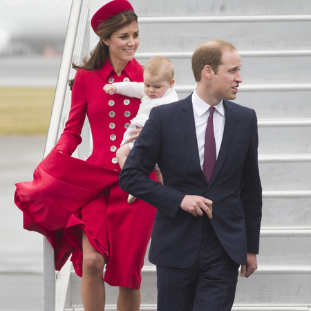 Royal tour New Zealand
