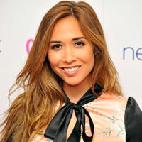 Myleene Klass attends the Glamour Women of the Year Awards 3rd June 2014
