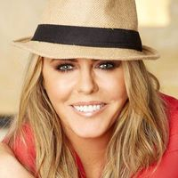 patsy hat, Patsy Kensit shoot by Nicky Johnston, 2014