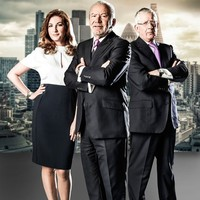 Apprentice, PR Shots from The Apprentice 2014, Pic shows Alan Sugar, Karren Brady and Nick Hewer