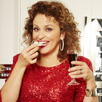 Nadia Sawalha's Christmas roast dinner cooking tips