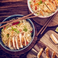 Happy Chinese New Year! Best supermarket Chinese meals