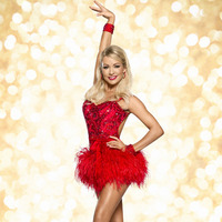 Kristina Rihanoff  / Strictly Come Dancing