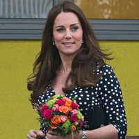 Kate Middleton wears a £35 Asos dress