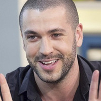 Shayne Ward on ITV's This Morning, 21 May 2015