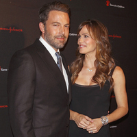Jennifer Garner and Ben Affleck attend the 2nd Annual Save the Children Illumination Gala, November 19, 2014