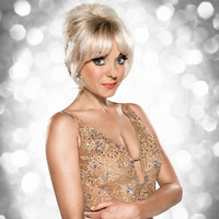 Helen George takes part in Strictly Come Dancing 2015.