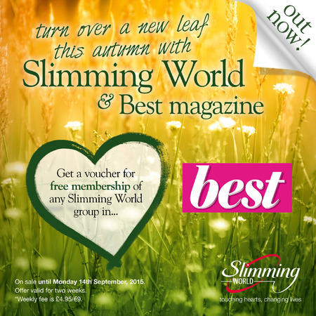 Free slimming world membership for best readers diet Slimming world website please